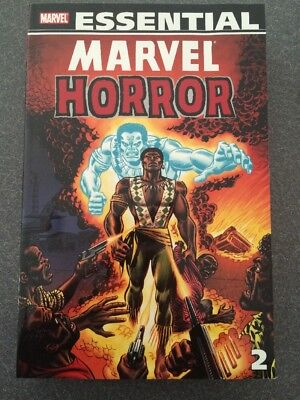 ESSENTIAL MARVEL HORROR TPB (2006 Series) #2 BROTHER VOODOO TONY ISABELLA