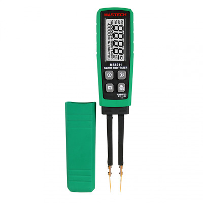 MASTECH MS8911 Smart SMD Tester Auto Range Auto Scanning 6000 counts SMD Tester
