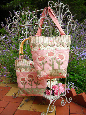Spring Delight - Pattern by Sally Giblin from The Rivendale Collection