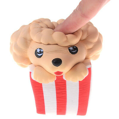 Squeeze Cute Fries Dogs Slow Rising Animals Scented Stress Relief Toy Gift CN