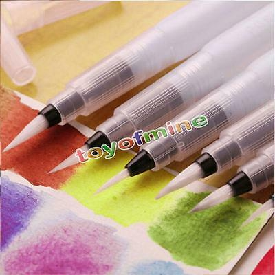 3pcs Pilot Ink Pen for Water Brush Watercolor Calligraphy Painting Tool Set UP
