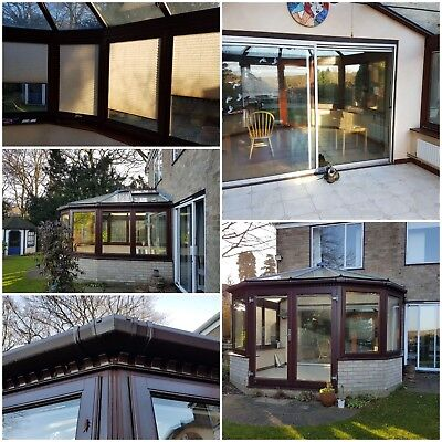 Used Hardwood BAC Conservatory to be dismantled by buyer pre-owned
