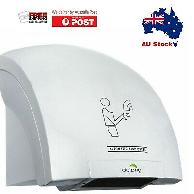 Dolphy ABS Plastic Automatic Hand Dryer 1800W - White