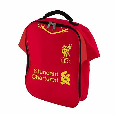 Liverpool Fc Shirt Insulated Lunch Bag New