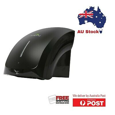 Dolphy ABS Two Waves Automatic Hand Dryer  1800W -  Black