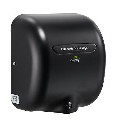 Dolphy Wall-Mounted ABS High Speed 1800W European style Hand Dryer