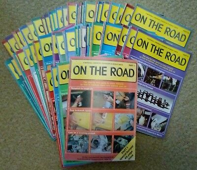 On The Road - Partwork Magazines - Complete Pdf Collection On Dvd