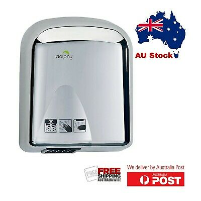 Dolphy 304 Stainless Steel Two Waves Automatic Hand Dryer