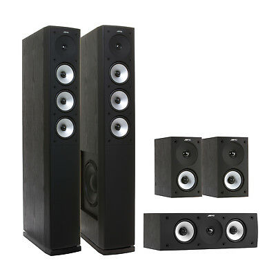 Set Diffusori Home Cinema Jamo S 628 HCS Black ASH (1016258)