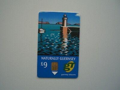 Telecarte Guernsey GUT00042 Lighthouse