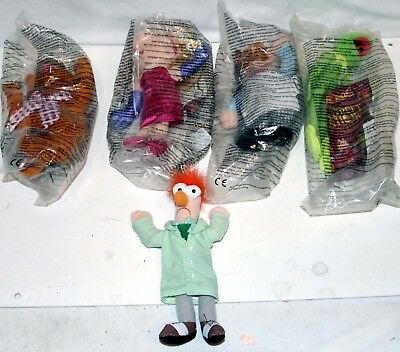 McDonalds Muppets Selection issued in 2002