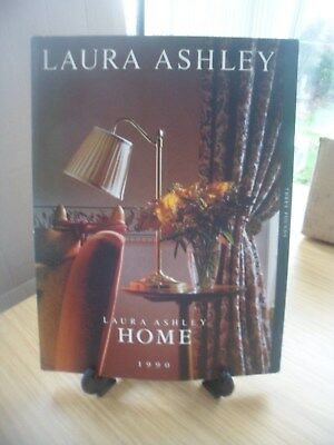 Vintage Laura Ashley Home Catalogue Book 1990 Good Condition Home Inspiration
