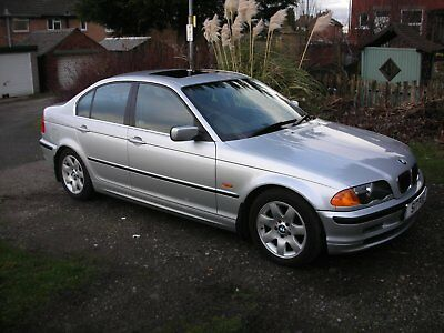 bmw 1998 328i se auto in silver  only 33.000 miles