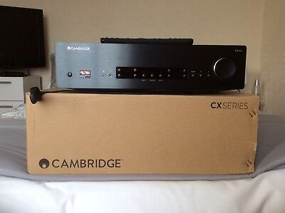 Cambridge Audio CXC Disc Player.