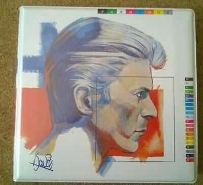 "David Bowie -  Mint Condition -7"" Picture Disc Complete Set Of Ten - Never Used"