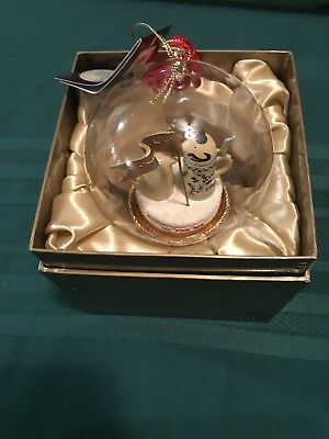 RARE Christmas Schultz and Dooley 50th anniversary ornament BRAND NEW IN BOX