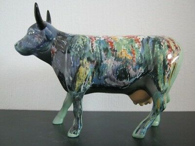 Vache en porcelaine collection Cowparade
