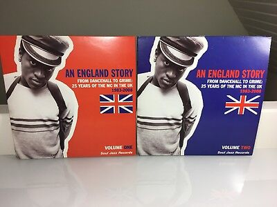 An England Story-from Dancehall to Crime:25 Years/Soul Jazz Rec./2•Doppel Vinyl