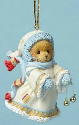 Cherished Teddies -Tradition Is In All The Trimmings 2015 Laplander Orn #4047385
