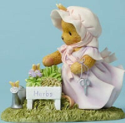Cherished Teddies - Erma - There's Always Thyme For Gardening #4045933