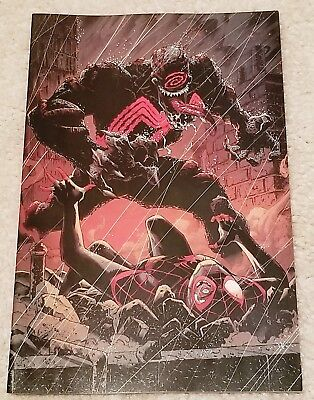 Venom 3 Ryan Stegman Excl Virgin Variant First Appearance Of Knull 1000 Pt Run