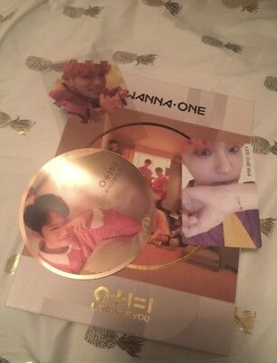 Wanna One I Promise You 2Nd Mini Album With Photocards .
