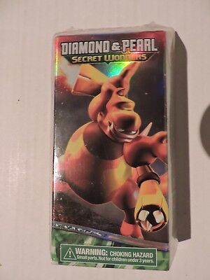 Pokemon Diamond & Pearl Secret Wonders Themendeck Lavaflow engl.
