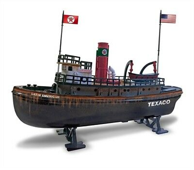 New 2018 Texaco Latin American Tugboat Real Life Aged #10 In The U.s.a. Series