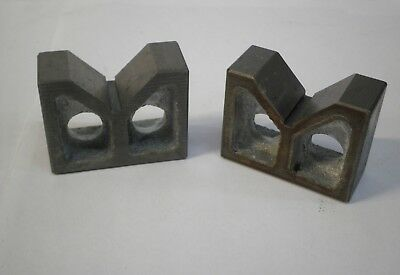 """2"""" V-Blocks ***new***   Sold In Pairs"""