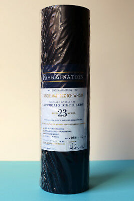 LAPHROAIG 23 yo, Islay Single Malt, Single Cask FassZination Limited Edition.