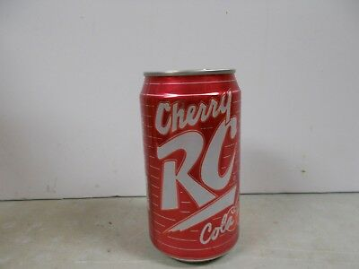 1991 Cherry RC Cola soda can.