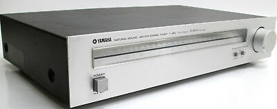 Yamaha T-460 Natural Sound AM/ FM Stereo Tuner