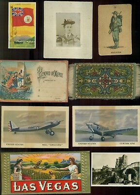 Vintage Miscellaneous Small Collectibles Group