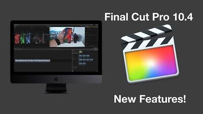 [NEW][Final Cut Pro X 10.4.5][Instant Download][Lifetime License][2019][NEW]