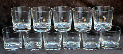 Pan Am rocks glasses set of 11