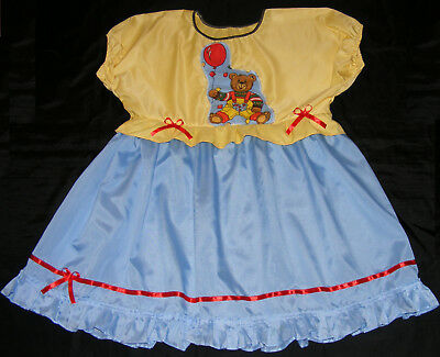 Festtagskleid adult baby babydress Sissy Maid XXL