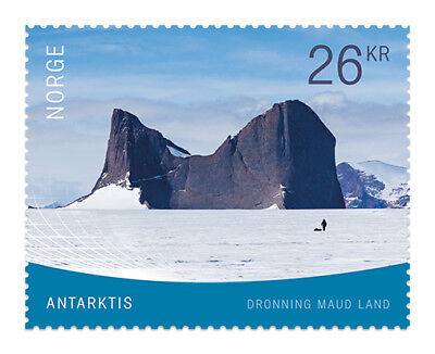 2019 Norway stamps kiloware 250 gram