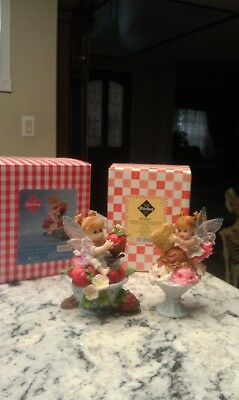 My Little Kitchen Chocolate Dipper Strawberry & Finishing Touch Valentine Fairie