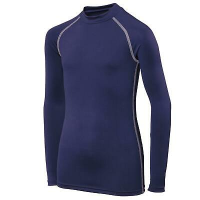 New RHINO Kids Junior Sports Long Sleeve Base Layer T Shirt 16 Colours 2 Sizes