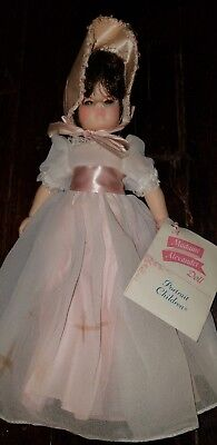 Vintage Madame  Alexander Pinkie 12 inch Doll with tag