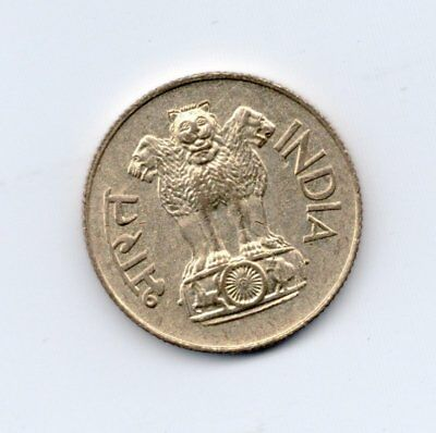 India Uncirculated 1968 20 Paise-Lot Z2
