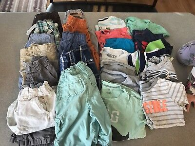 Size 6 Boys Summer/spring Clothing Lot HUGE