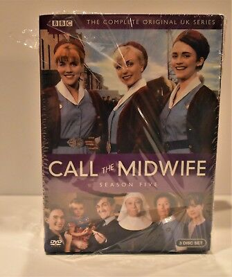Call the Midwife Complete UK TV Series  Seasons 1-6 Box DVD Set