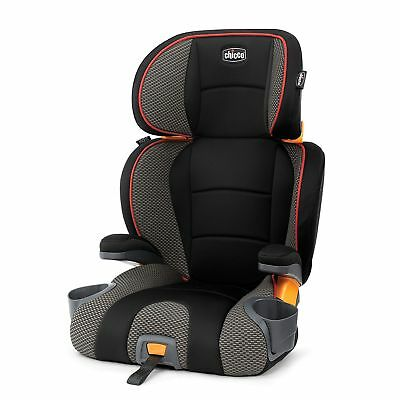KidFit 2-in-1 Belt Positioning Booster Car Seat