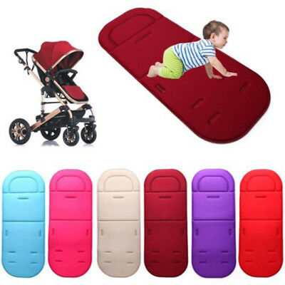 New Baby Stroller Soft Cushion Pushchair Padding Cover Car Seat Pad Mat Cushion