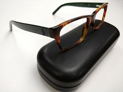 New 2117 Ralph Rx Lauren Polo 5003 Eyeglasses Ph Authentic Havana rCQdBWxoEe