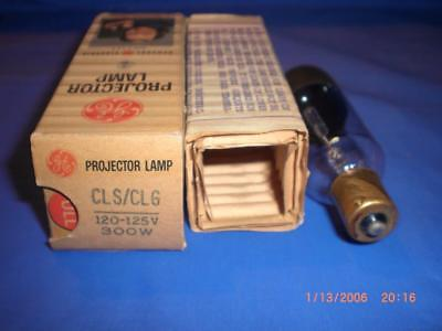 CLS - CLG Projector Projection Lamp Bulb 300W 120-125V GE