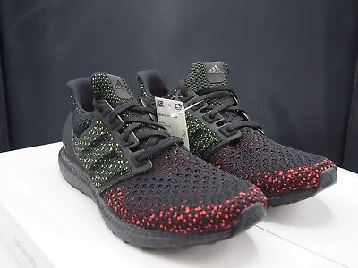 d4b9b901c7e17 ADIDAS ULTRA BOOST Clima Black   Solar Red AQ0482 -  169.99