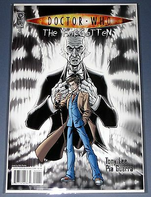 Doctor Who The Forgotten #1 2 3 4 5 6 Full Set Roche Templesmith Cover Idw