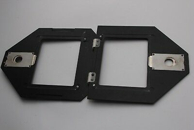 De Vere 4X5 Enlarger Negative Carrier To Accept Inserts Or Glass
